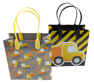 Construction Trucks Party Favor Bundle for 12 Kids $ 29.99 Tiny Mills®
