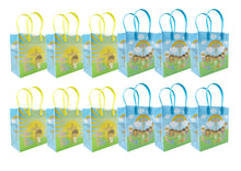 Jesus Loves You Religious Christian Themed Treat Bags Gift Bags - 12 Bags $ 12.99 Tiny Mills®