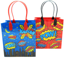 Load image into Gallery viewer, Superhero Party Favor Bundle for 12 Kids