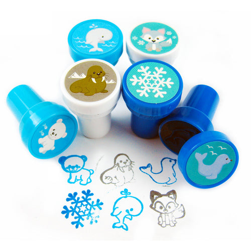 Arctic Animals Stampers $ 8.99 Tiny Mills®
