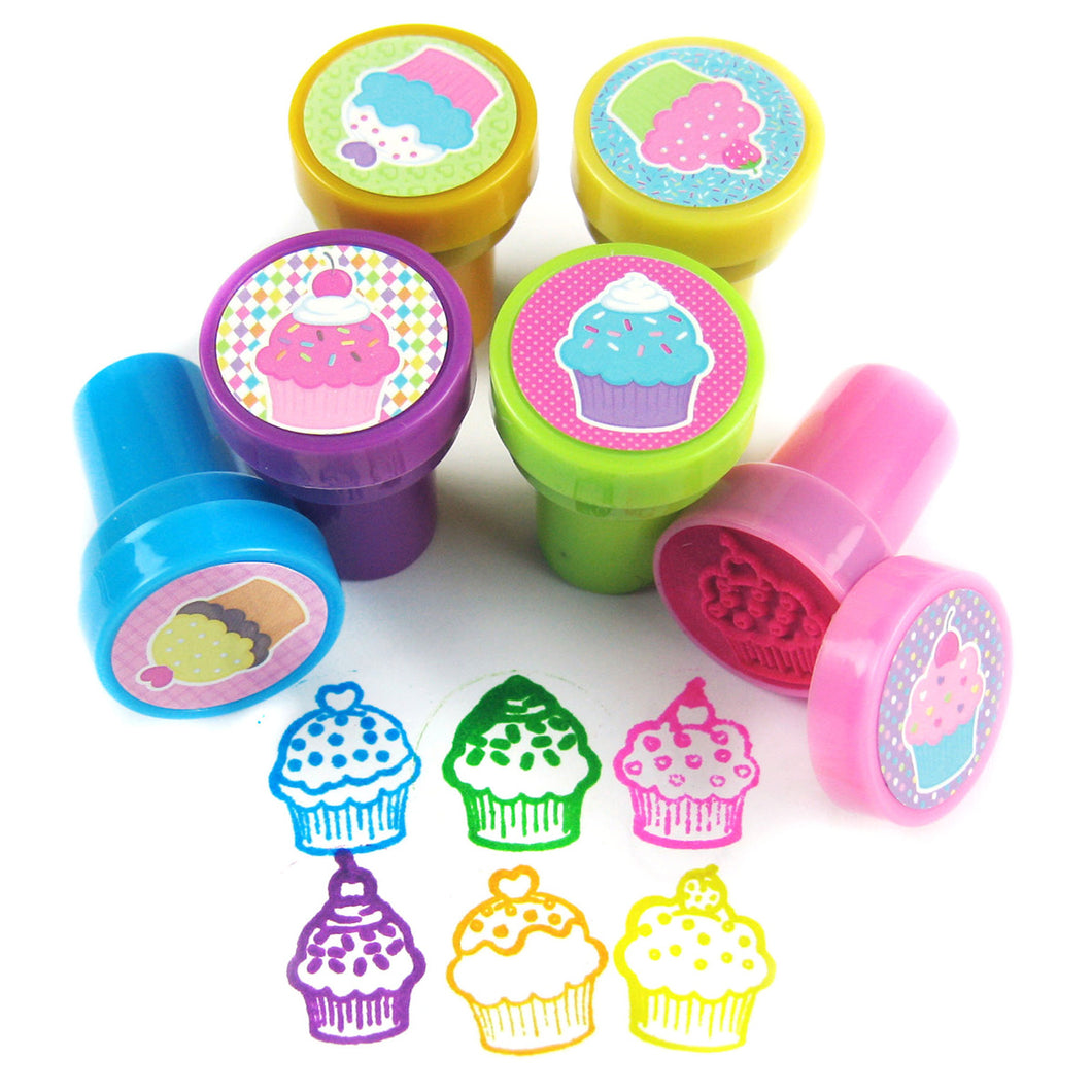 Cupcake Stampers - Stamps | Tiny Mills®