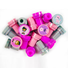 Paris Girls Stampers $ 8.99 Tiny Mills®