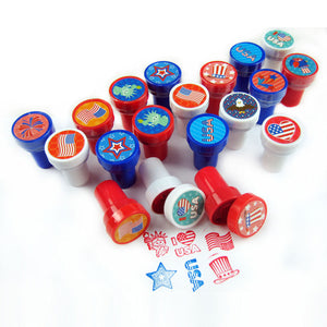 Patriotic Stampers - Stamps | Tiny Mills®