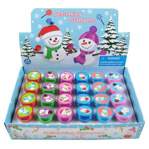 Snowman Stampers