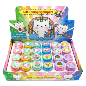 Unicorn Kitty Stampers