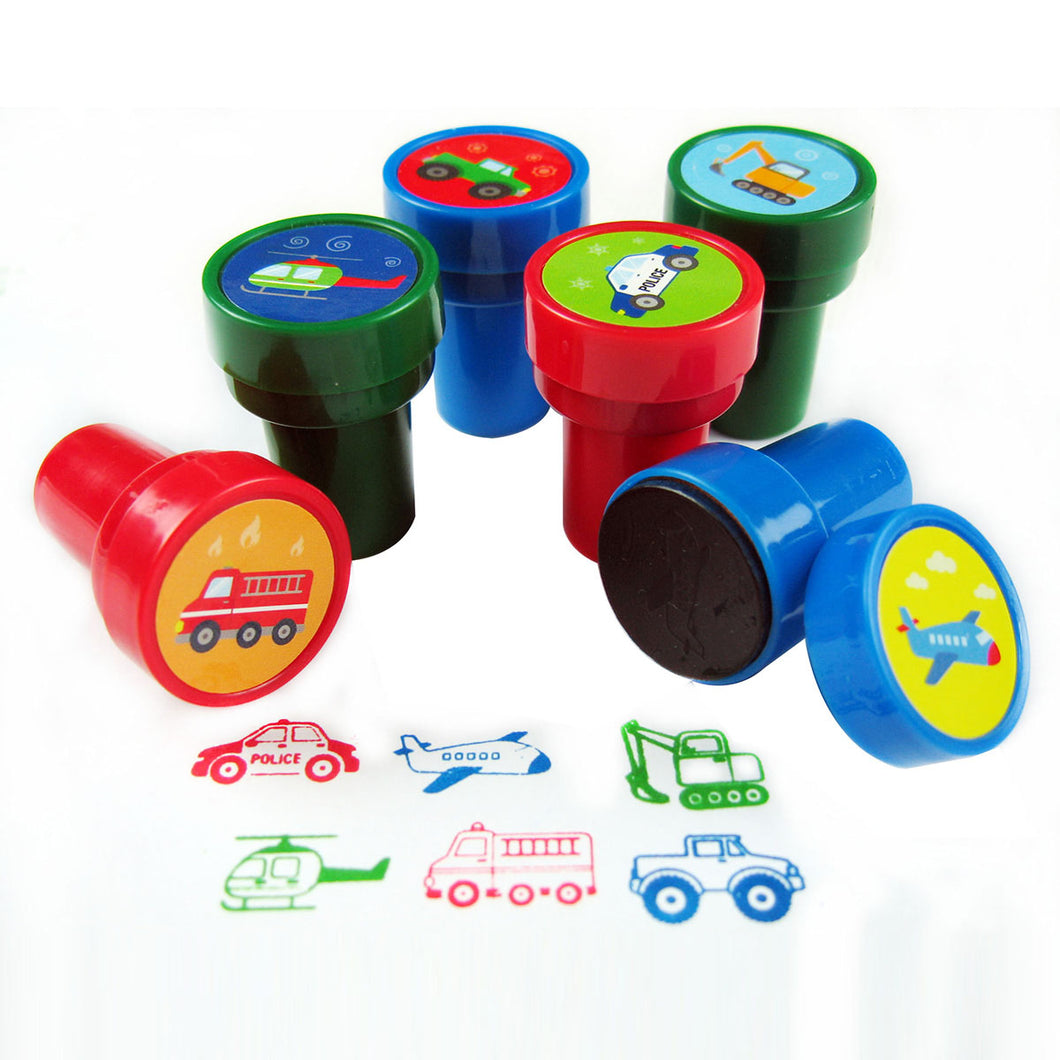 Transportation Vehicles Stampers $ 7.99 Tiny Mills®