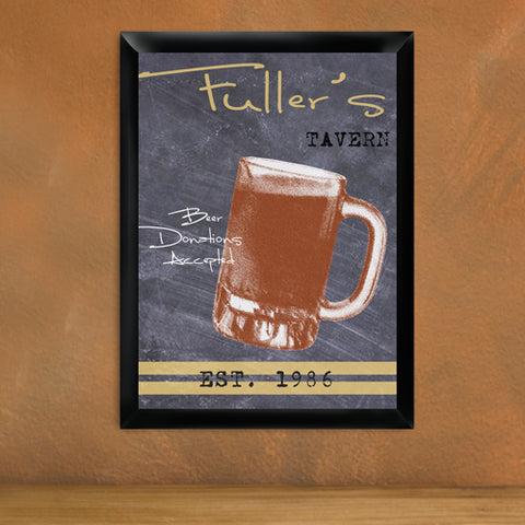 Traditional Sports Man Cave Pub and Tavern Signs - Tavern Mug