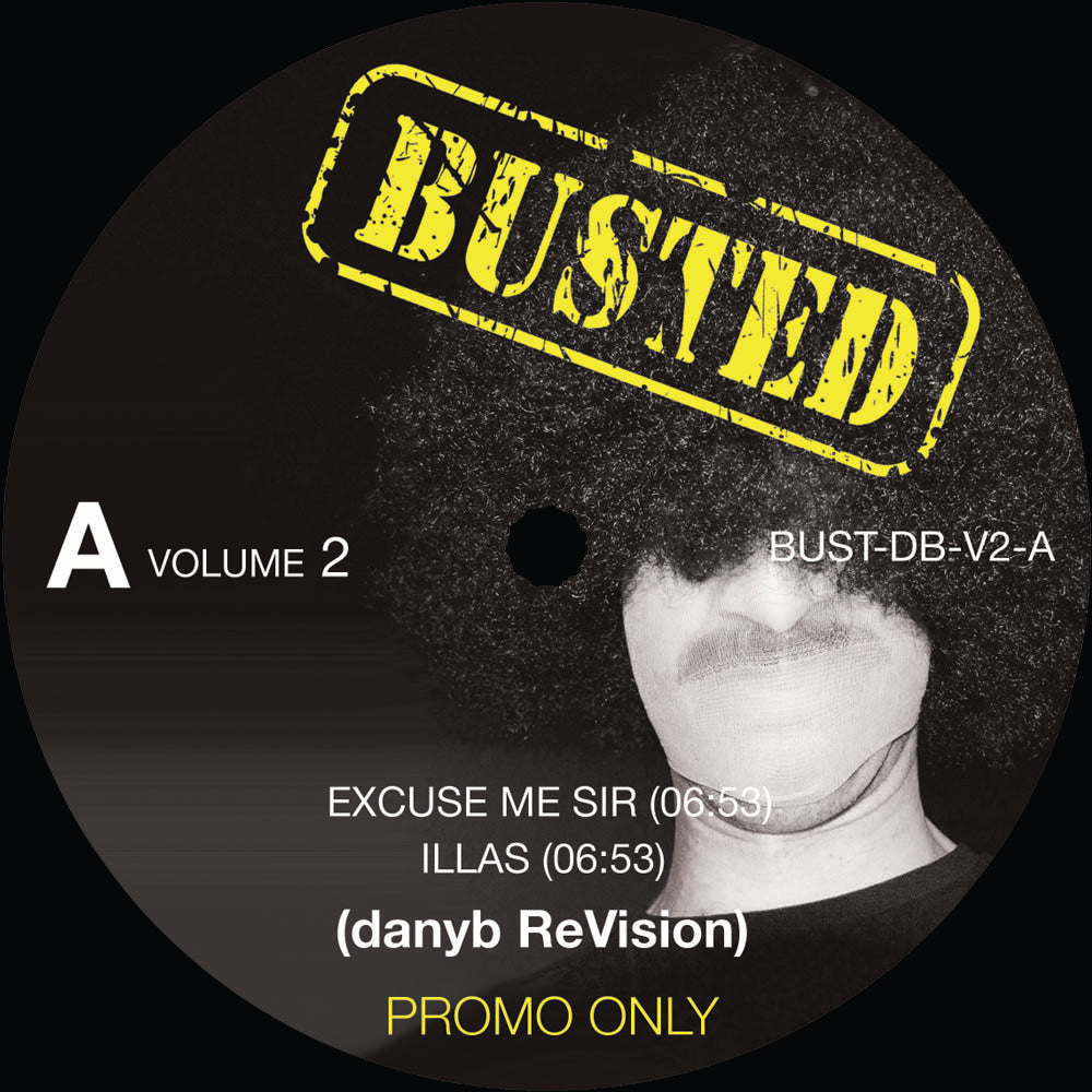 danyb ‎– Busted Volume 2