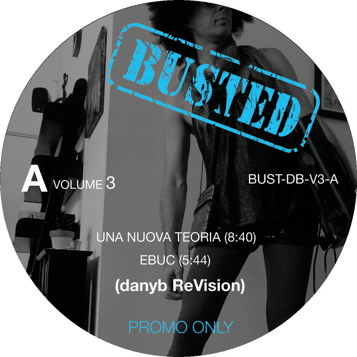 danyb ‎– Busted Volume 3