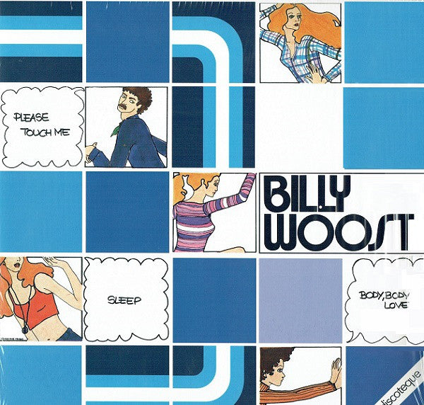 Billy Woost ‎– Body, Body Love