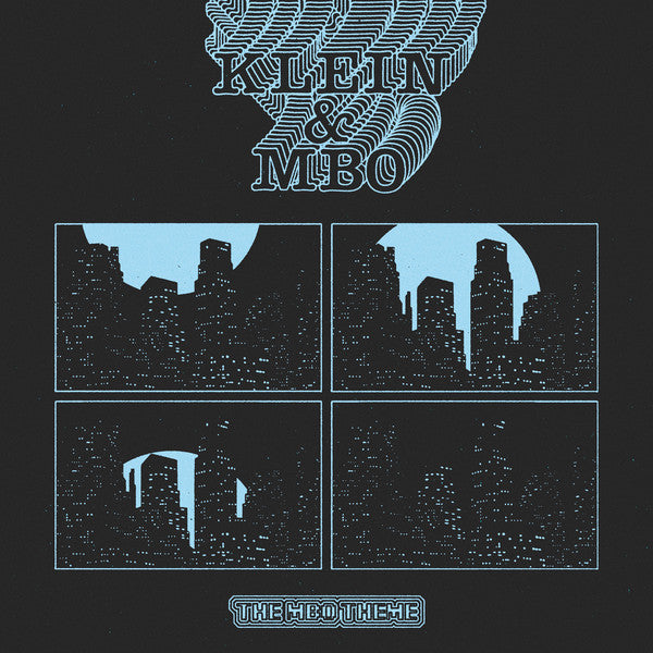 Klein & MBO* ‎– The MBO Theme - BST-X039