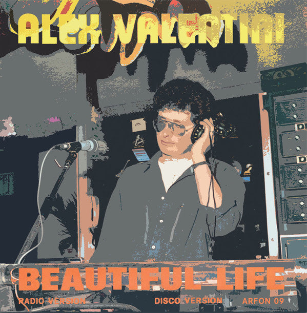 Alex Valentini ‎– Beautiful Life - ARFON 09