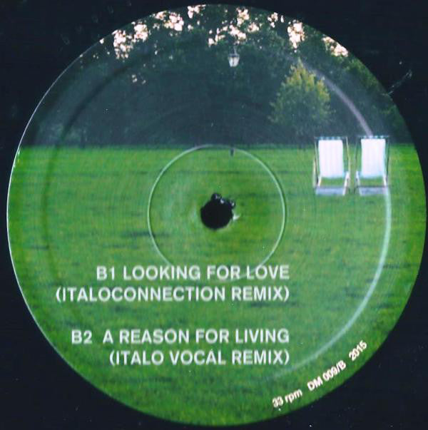 DJ Rocca & Fred Ventura ‎– Looking For Love - DM 009