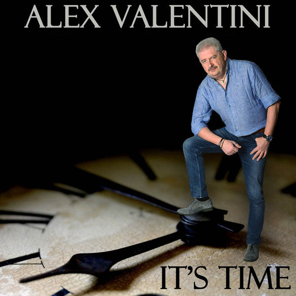 Alex Valentini ‎– It's Time - SGR 008
