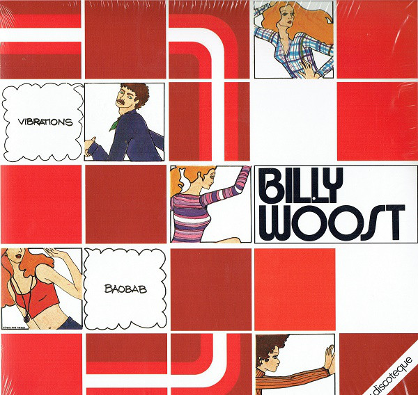 BILLY WOOST  - Vibrations / Baobab