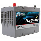NorthStar NSB-AGM27 Battery