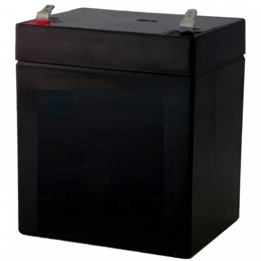 12 Volt 5 Ah Sealed Lead Acid Battery - F1 - GetMyBattery.com