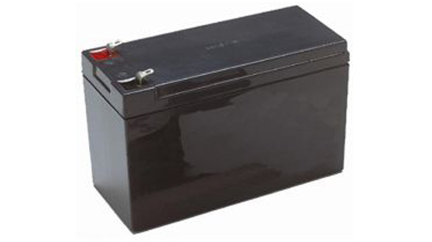 12 Volt 7 Ah Sealed Lead Acid Battery - F1 - GetMyBattery.com