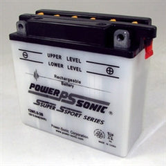 PowerSonic 12N5.5-3B Powersport Conventional Battery, POWERSPORTS - GetMyBattery.com