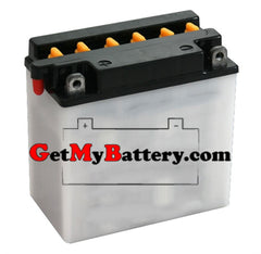 PowerSonic 12N7-4A Powersport Replacement Battery