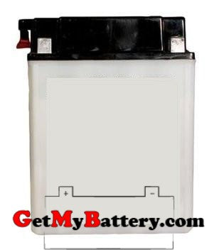 14A-A2 Powersport Battery Replacement for YB14A-A2 - GetMyBattery.com