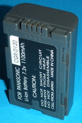 CAM-120 Default, Digital Camera Batteries - Dantona, Battery Wholesale Inc
