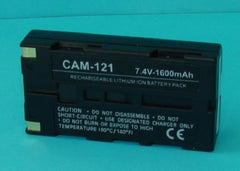 CAM-121 Default, Digital Camera Batteries - Dantona, Battery Wholesale Inc