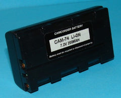 CAM-74, Digital Camera Batteries - GetMyBattery.com