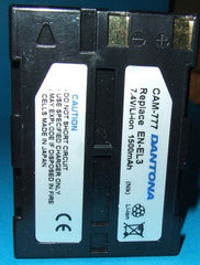 CAM-777, Digital Camera Batteries - GetMyBattery.com