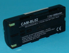 CAM-BL02, Digital Camera Batteries - GetMyBattery.com