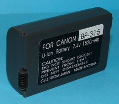 CAM-BP315, Digital Camera Batteries - GetMyBattery.com