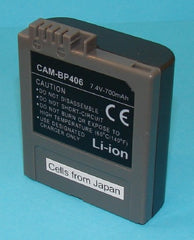 CAM-BP406, Digital Camera Batteries - GetMyBattery.com