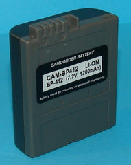 CAM-BP412, Digital Camera Batteries - GetMyBattery.com