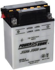 CB12C-A , POWERSPORTS - Powersonic, Battery Wholesale Inc