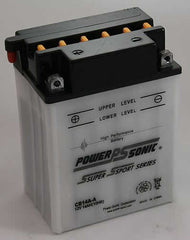 CB14A-A , Motorcycle - Powersonic, Battery Wholesale Inc