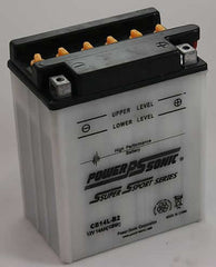 CB14L-B2 , Motorcycle - Powersonic, Battery Wholesale Inc