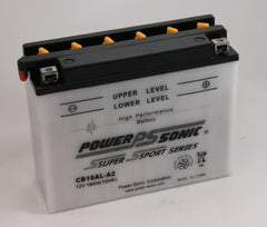 CB16AL-A2 , POWERSPORTS - Powersonic, Battery Wholesale Inc