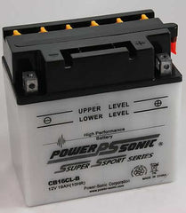 CB16CL-B , POWERSPORTS - Powersonic, Battery Wholesale Inc