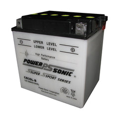 CB30L-B , POWERSPORTS - Powersonic, Battery Wholesale Inc