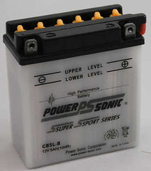 CB5L-B , POWERSPORTS - Powersonic, Battery Wholesale Inc