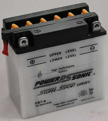 PowerSonic CB7-A Powersport Battery, POWERSPORTS - GetMyBattery.com