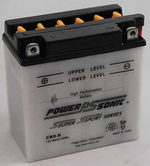 CB9-B , POWERSPORTS - Powersonic, Battery Wholesale Inc