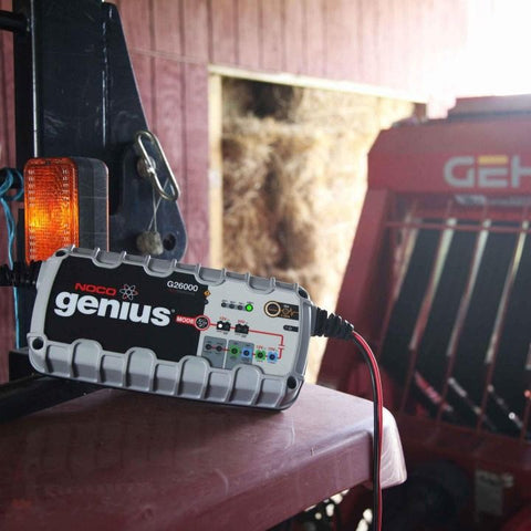 NOCO Genius G26000 26 Amp UltraSafe Battery Charger