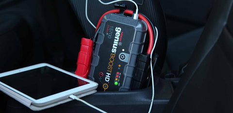 GB70 NOCO Genius Boost HD - 12V 2000A - UltraSafe Lithium Jump Starter