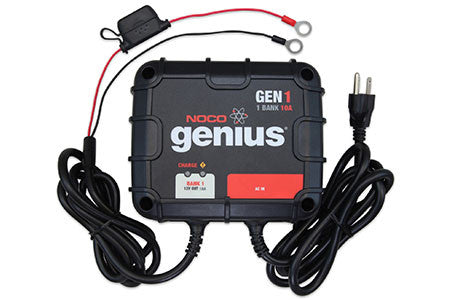 NOCO GEN1 12V 1 Bank On-Board Battery Charger - GetMyBattery.com