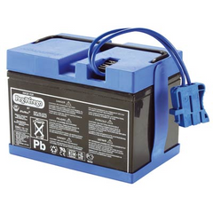 Peg Perego 12V Blue Battery - IAKB0501, Sealed Lead Acid - GetMyBattery.com