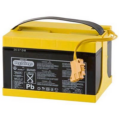 Peg Perego 24V Yellow Battery - IAKB0522