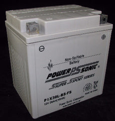 PowerSonic PIX30LBS-FS Powersport Battery, POWERSPORTS - GetMyBattery.com