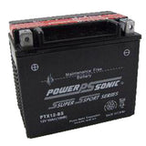 PowerSonic PTX12-BS Sealed Maintenance Free (AGM) Battery