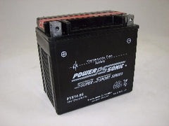 PowerSonic PTX14-BS Powersport Battery Replacement for YTX14-BS, POWERSPORTS - GetMyBattery.com